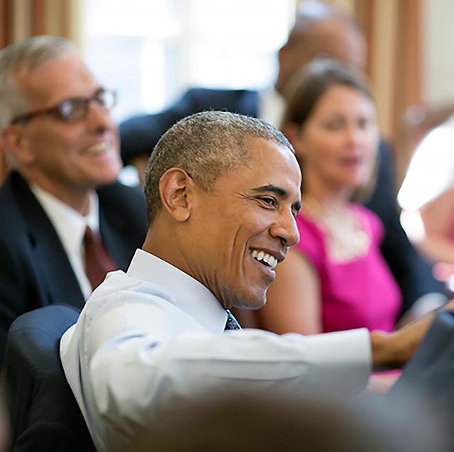 President Barack Obama on Transparency