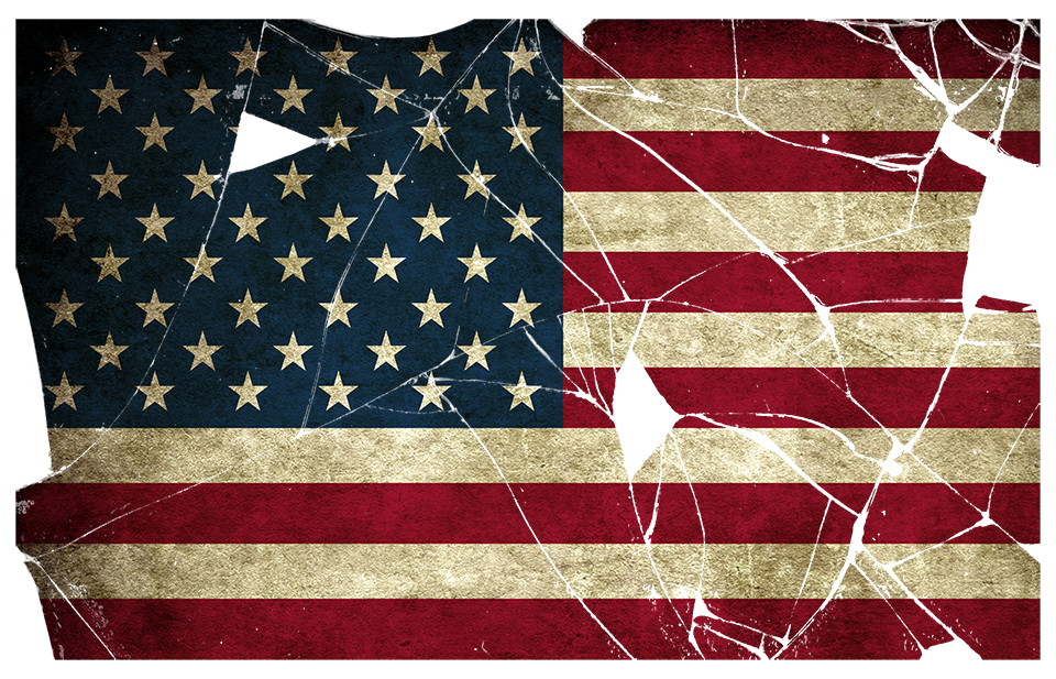 The Divided State of America
