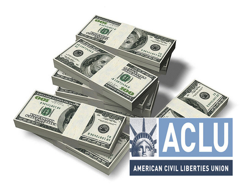 ACLU Raises More Than $24 million