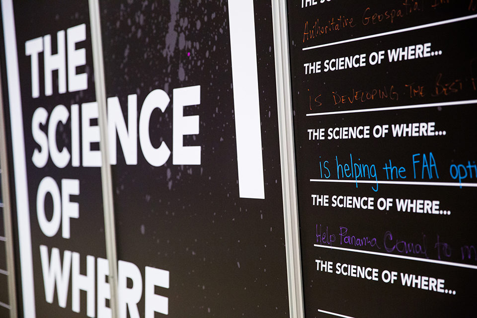 """Bringing The World To Us…Dangermonds'""""The Science of Where"""""""