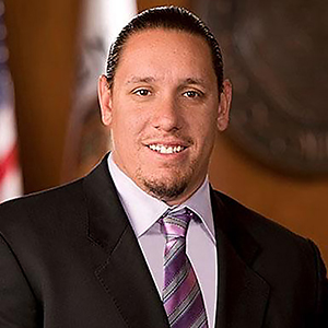 Chairman Jeff L. Grubbe of the Agua Caliente Band of Calhuilla Indians