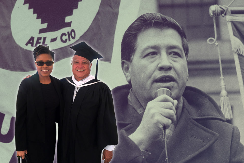 Transformational Leadership: Listening To Cesar Chavez's Son