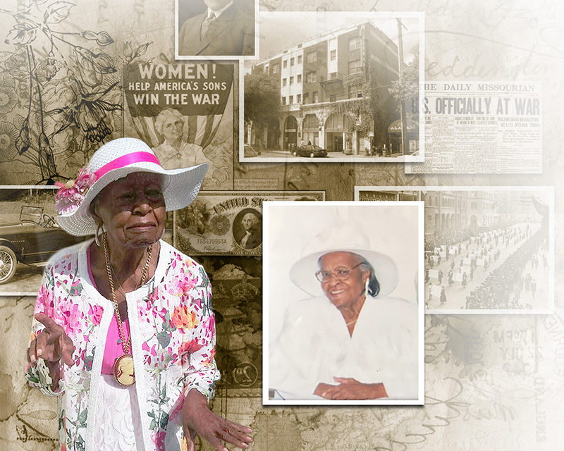 Telling Their Stories & Honoring Our Centenarians