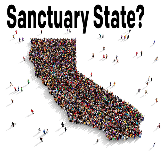 FORCE MULTIPLIERS: Inland sheriffs, immigration and state vs federal discretion