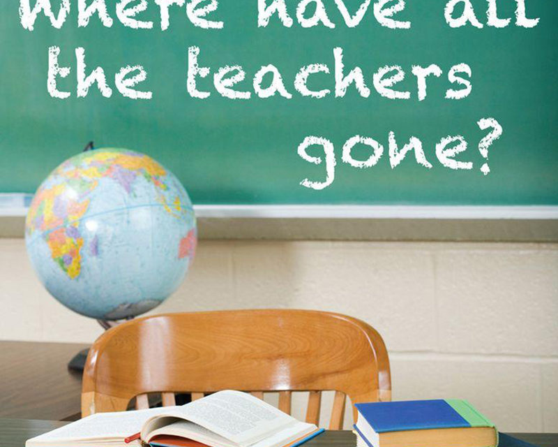 Teacher Shortage Persists