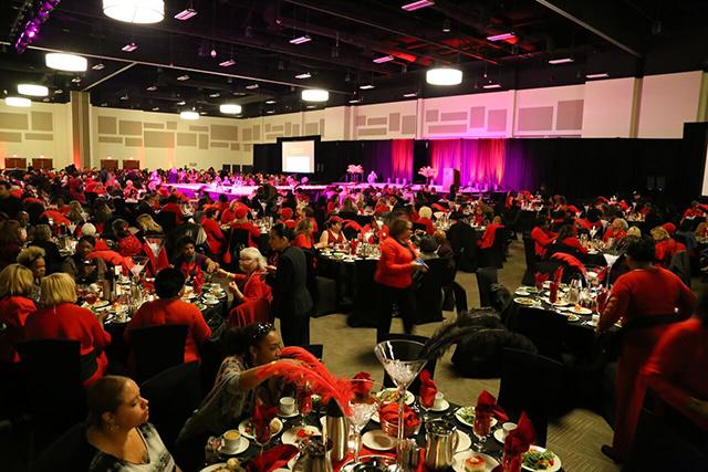 RIVERSIDE COMMUNITY HOSPITAL'S 8th ANNUAL RED DRESS FASHION SHOW