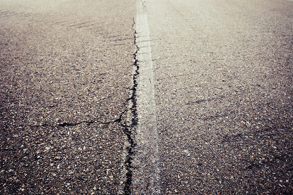 Raising gasoline taxes to repair the state's crumbling infrastructure