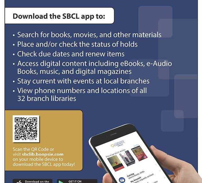 """There's an App for That""- Summer Reading with the San Bernardino County Library"