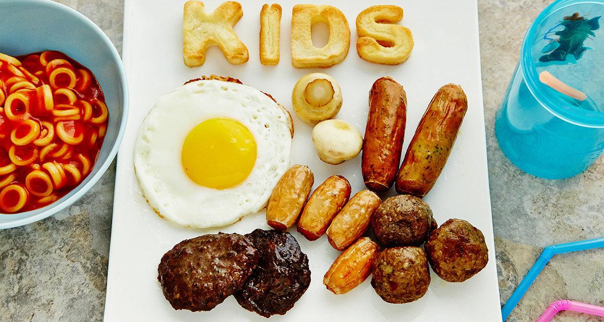 Free Summer Meals for Children in San Bernardino County