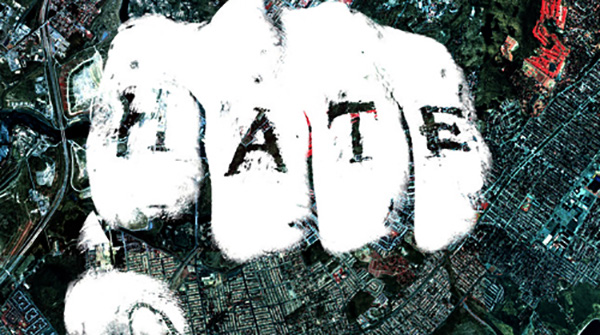 Don't Be Silent! Hate Crime or Hate Speech—Report Here to Be Heard