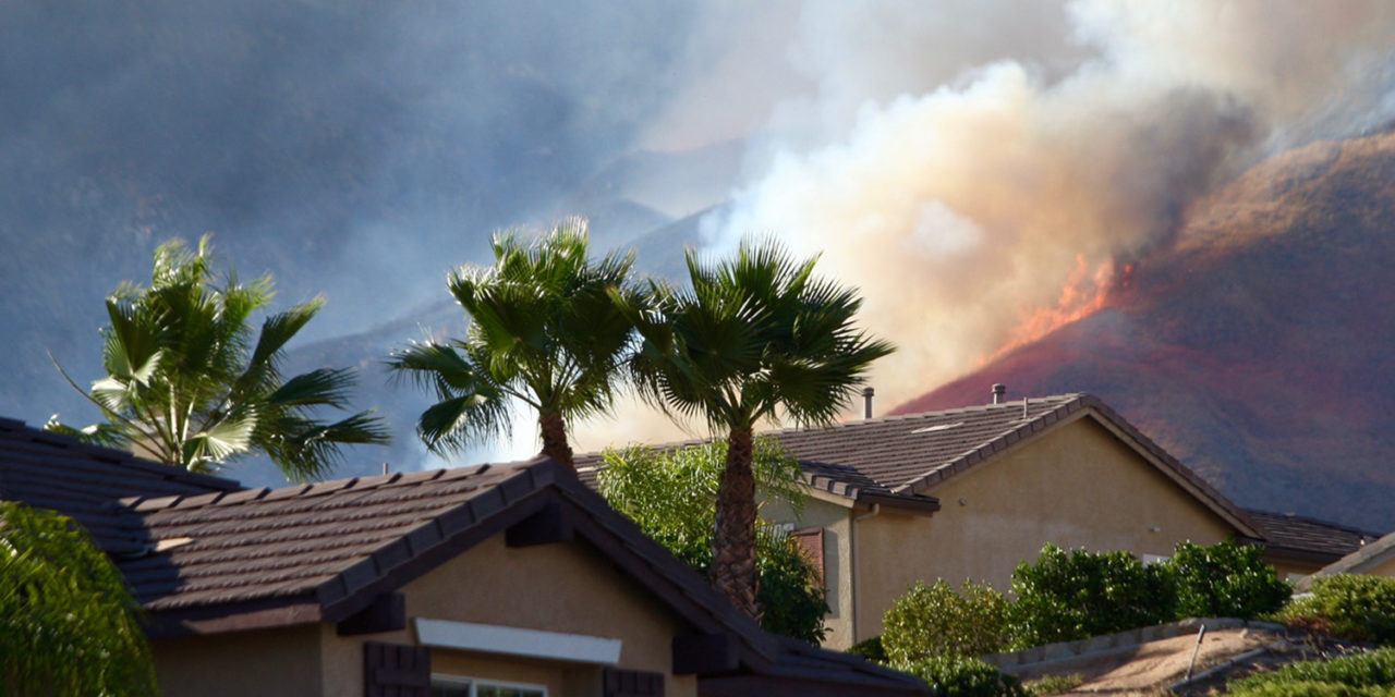 Highland Fire Evacuation Order Lifted