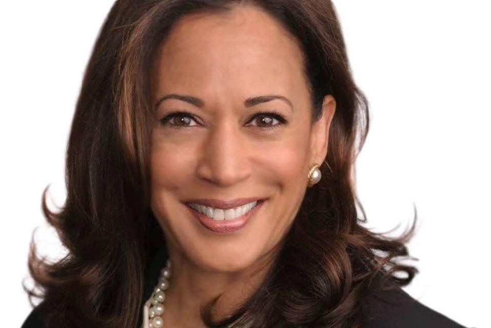 Notes from the Field: A Conversation with California Senator Kamala Harris