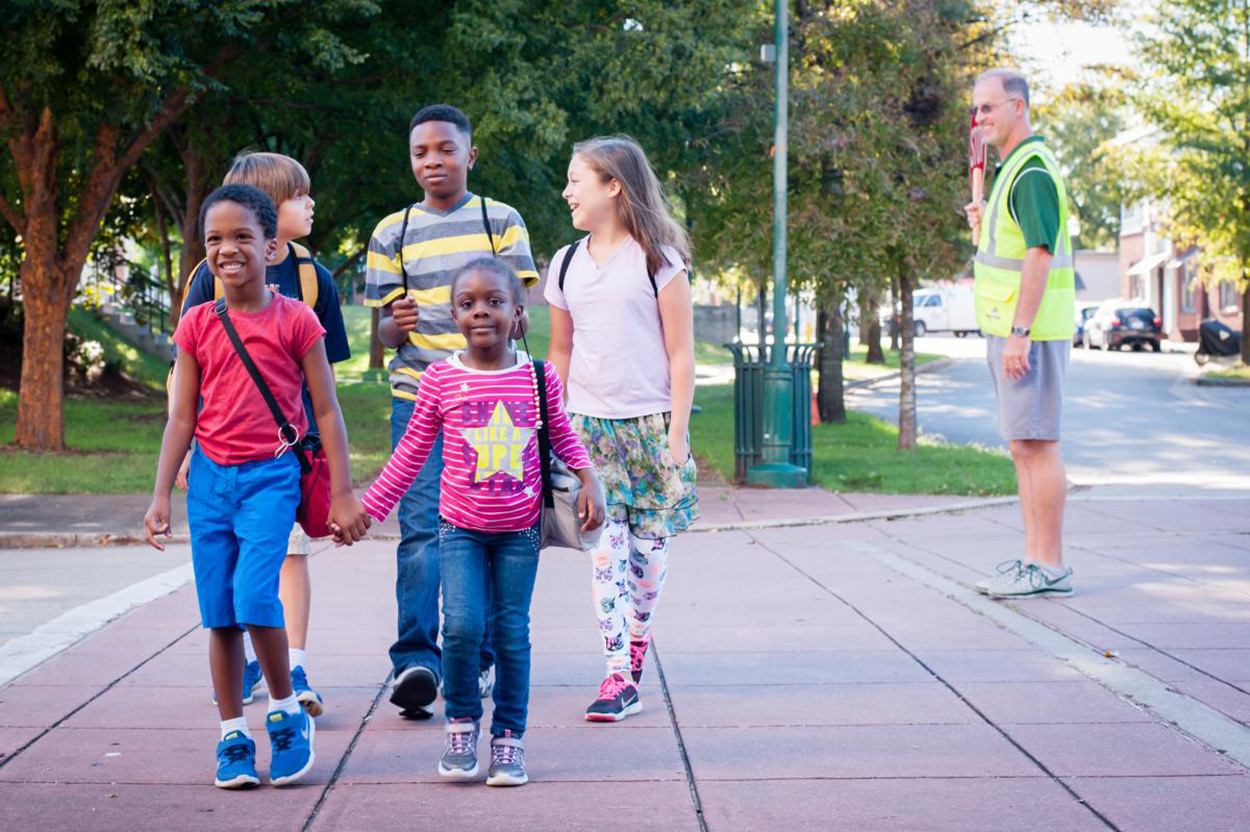 fontana awarded 'safe routes to school' grant | voice