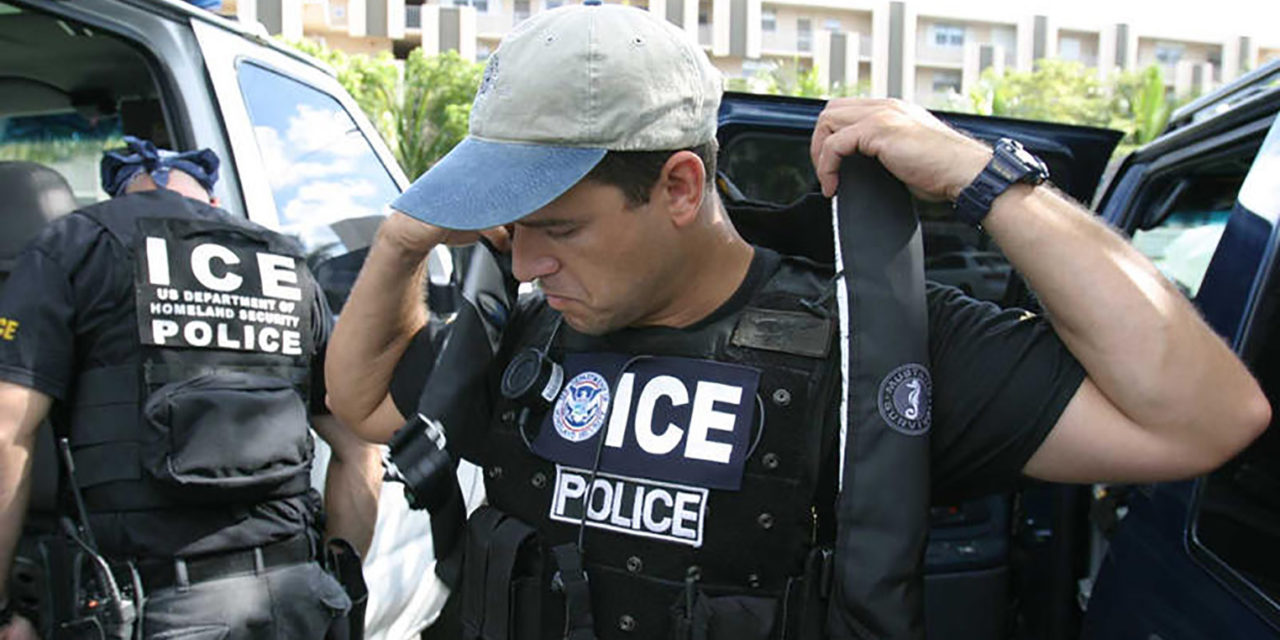 ICE's Operation Safe City not so Safe for Some Immigrants