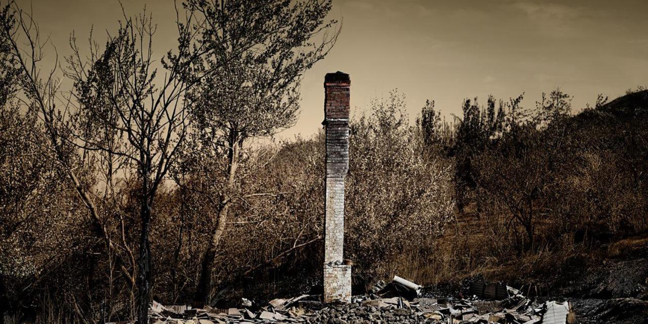 Impressions of Blue Cut: Ruins / Renewal