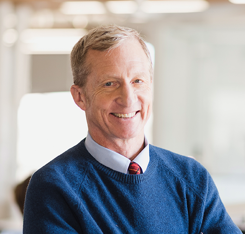 Tom Steyer >> Tom Steyer Ante's-Up and Calls for Impeachment | VOICE