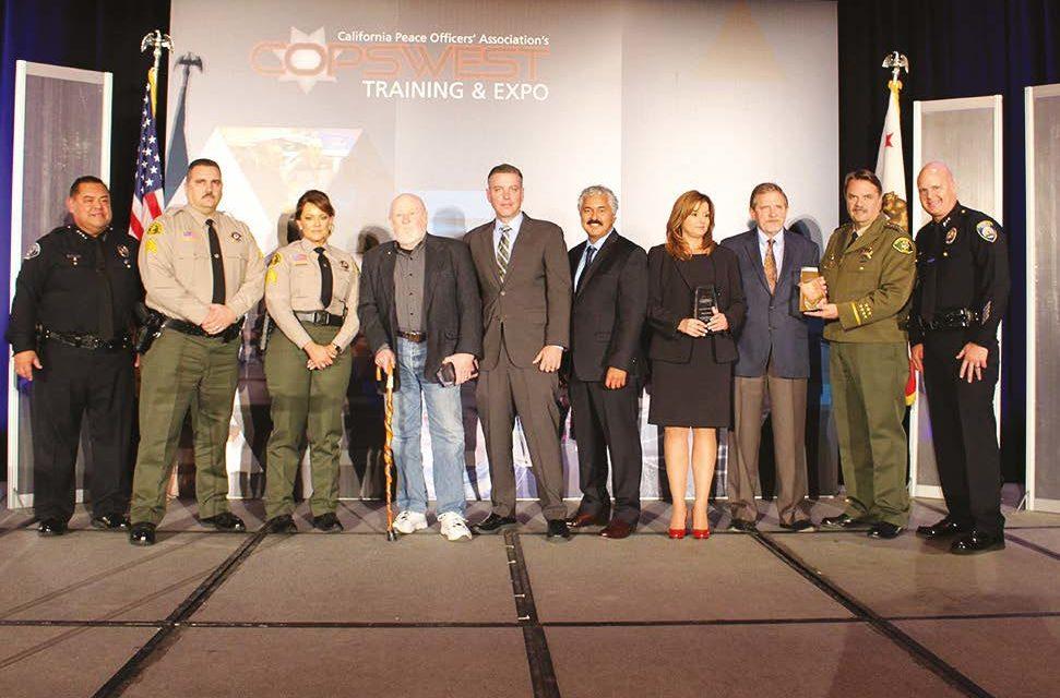 San Bernardino Deputy District Attorney Honored