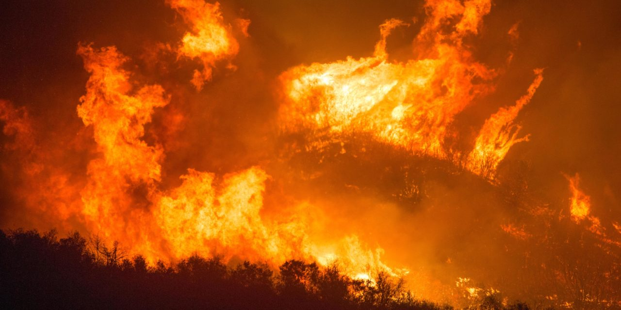 Victims of California Wildfires vs Federal Tax Legislation