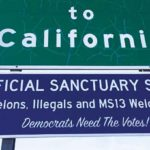 "Fake Sign Welcomes Visitors to ""Sanctuary State"""