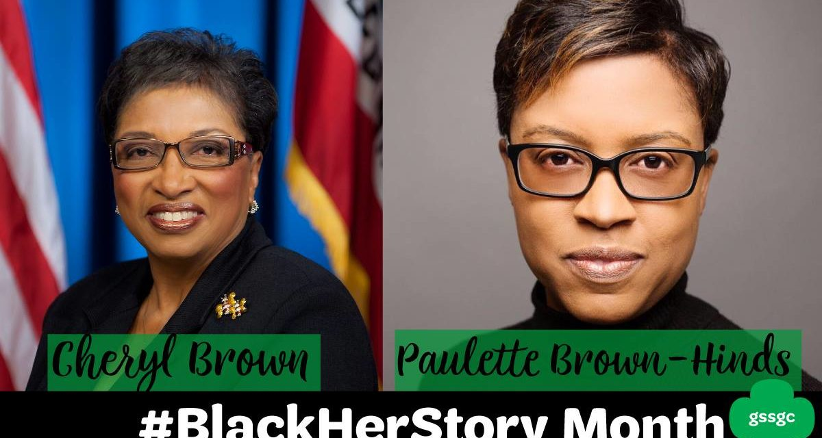 Girl Scouts Celebrates Black HerStory Month