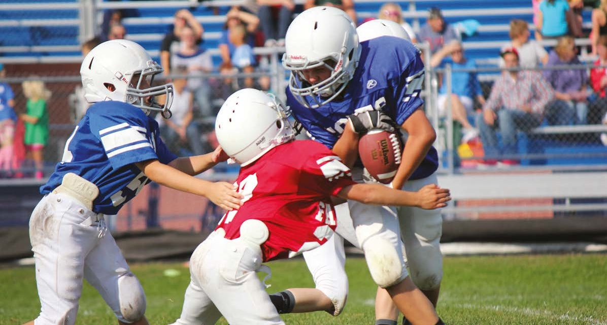 State Considers End to Tackle Football for Pre-High School Youth