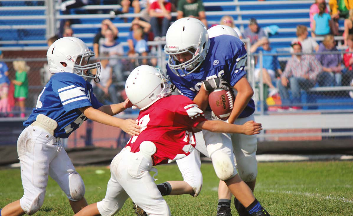 Watch Is Tackle Football for Children Harming Their Brains video