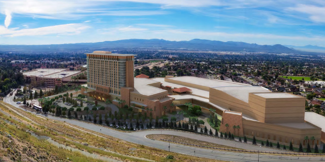 San Manuel Releases Draft EIR for Casino Expansion