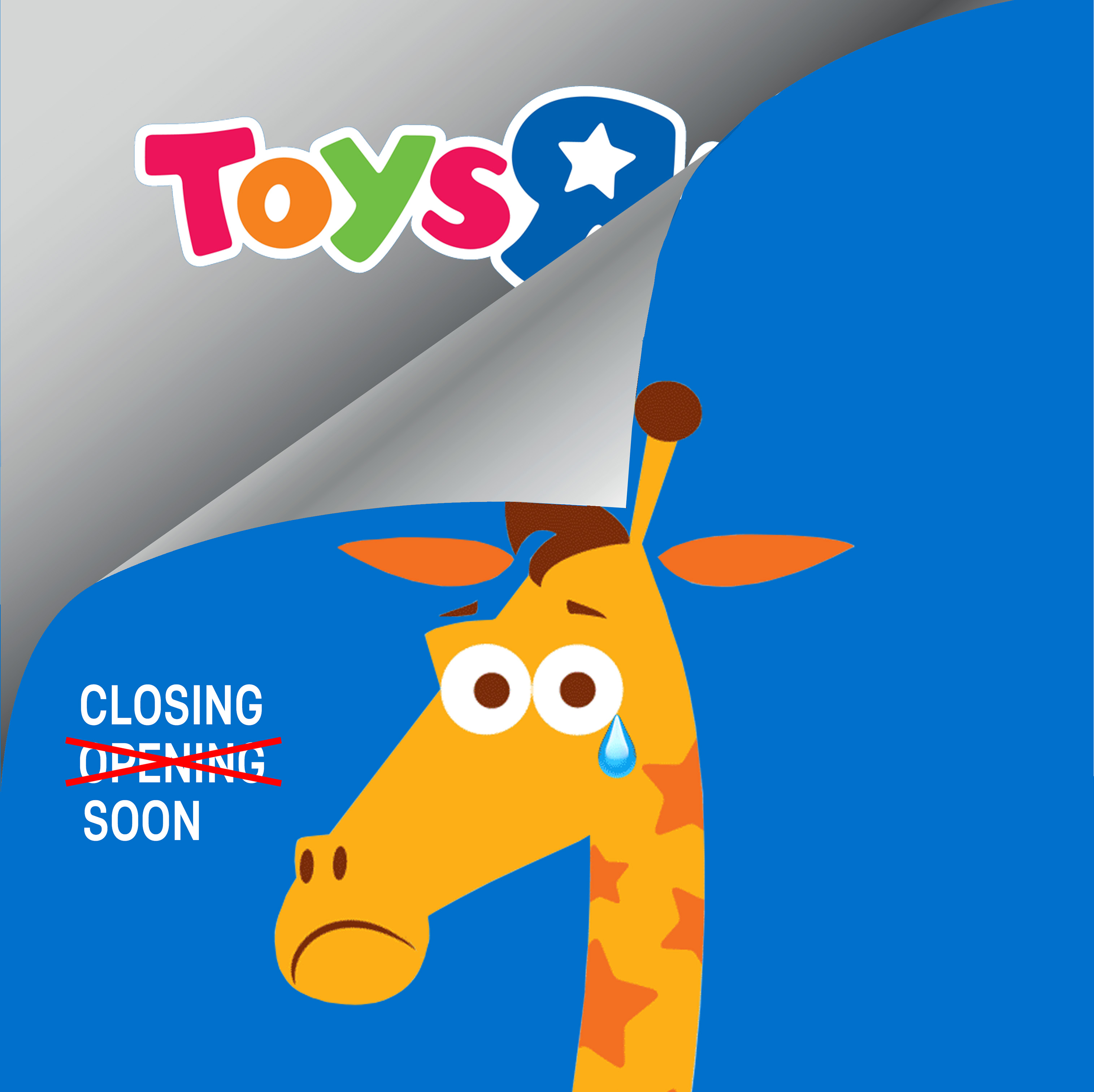 Last Week Toys R Us Announced It Will Close 182 S Nationwide As Struggles To Find A Way Out Of Its Chapter 11 Bankruptcy Filing