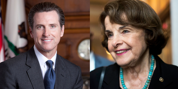 NEW STATEWIDE SURVEY RESULTS: Black Voters Lean Toward Newsom/Feinstein in June Primary Contest