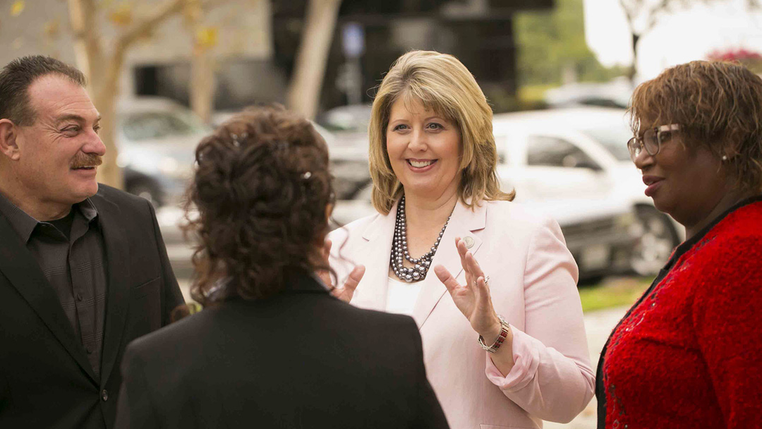 Supervisor Janice Rutherford