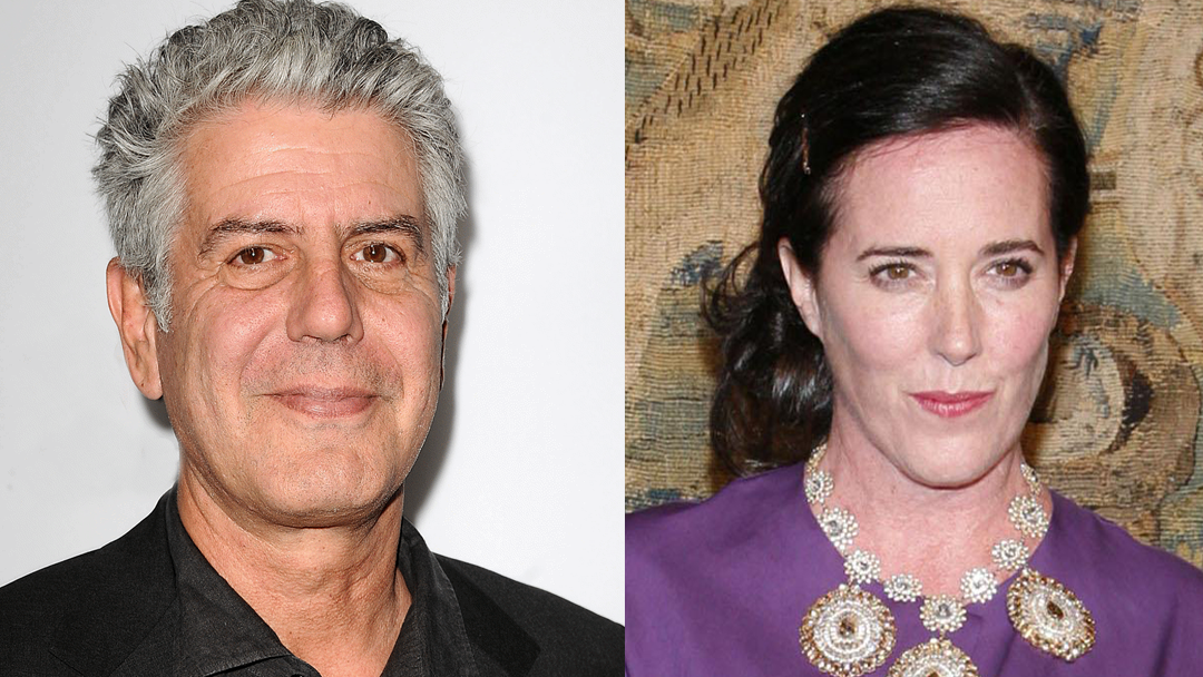 Bourdain, Spade Suicides Two in a Growing Public Health Tragedy