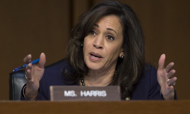 CA Senator Kamala Harris Opposes Nomination of Judge Kavanaugh to U.S. Supreme Court
