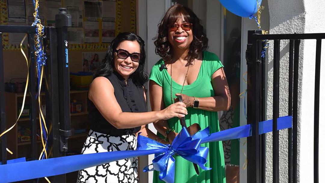 Community Celebrates Grand Opening of Valencia Head Start