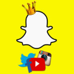 Snapchat Preferred Social Media Platform for Teens