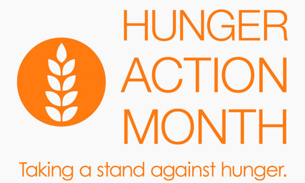 September is Hunger Action Month 2018