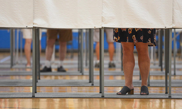 Midterm Voting Enthusiasm Reaches Record High