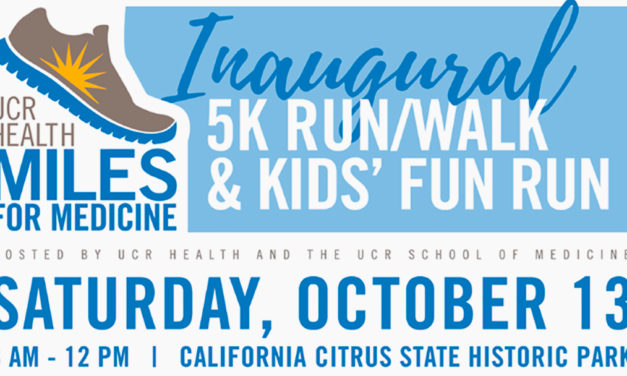 UCR Health Miles for Medicine 5K Fun Run/Walk