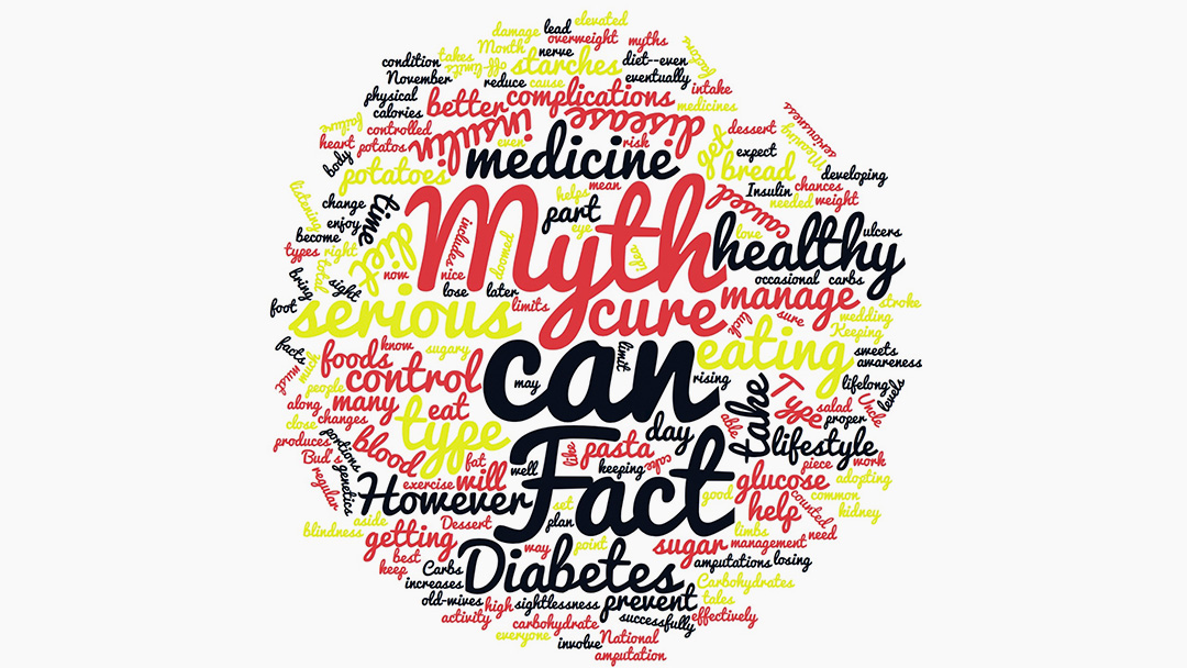 Dispelling Diabetes Myths – UCR Student's Weigh In