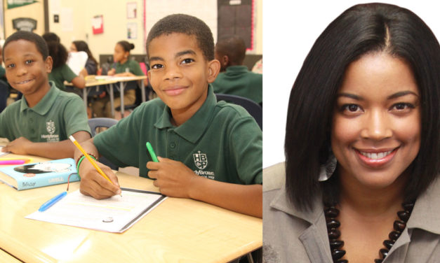 Striving for the Extraordinary at Hardy Brown College Prep – An Interview with Margaret Fortune