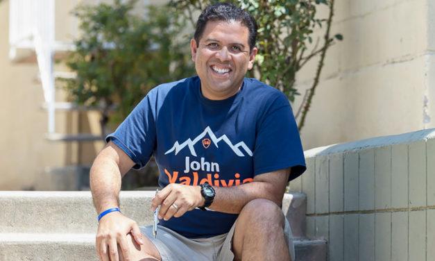 San Bernardino City Councilman John Valdivia Makes Bid for Mayor