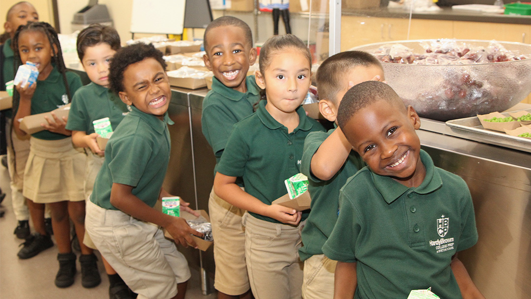 Hardy Brown College Prep Announces Early Start Kindergarten Program