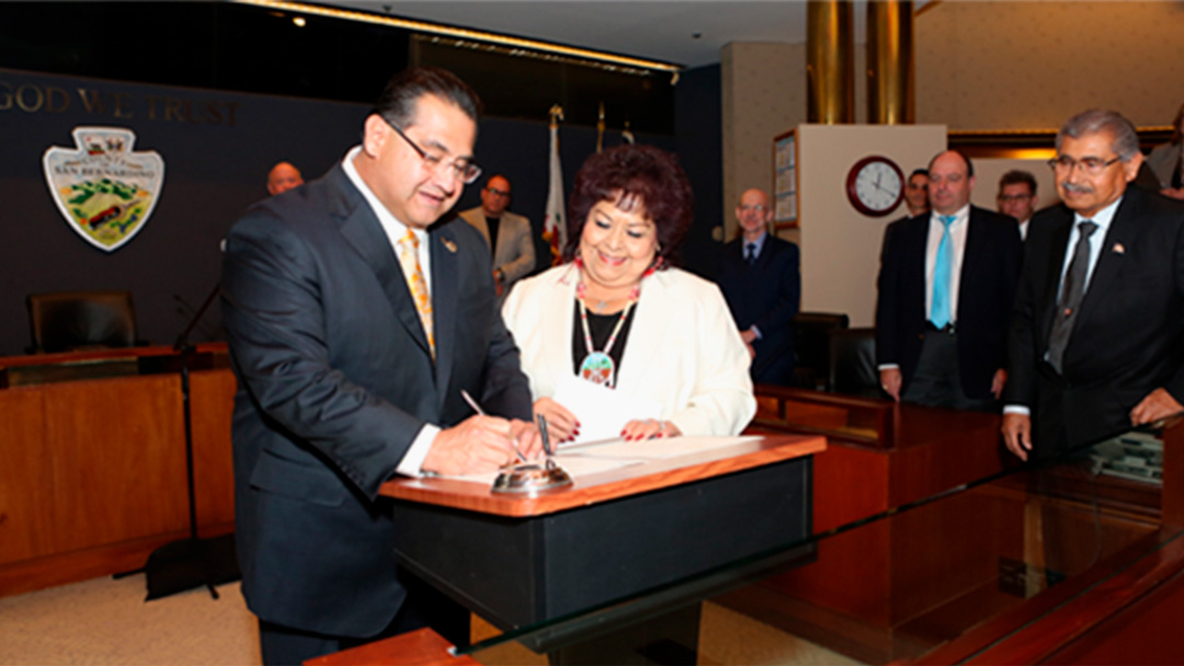 James Ramos Becomes First Native American Elected to the California State Assembly