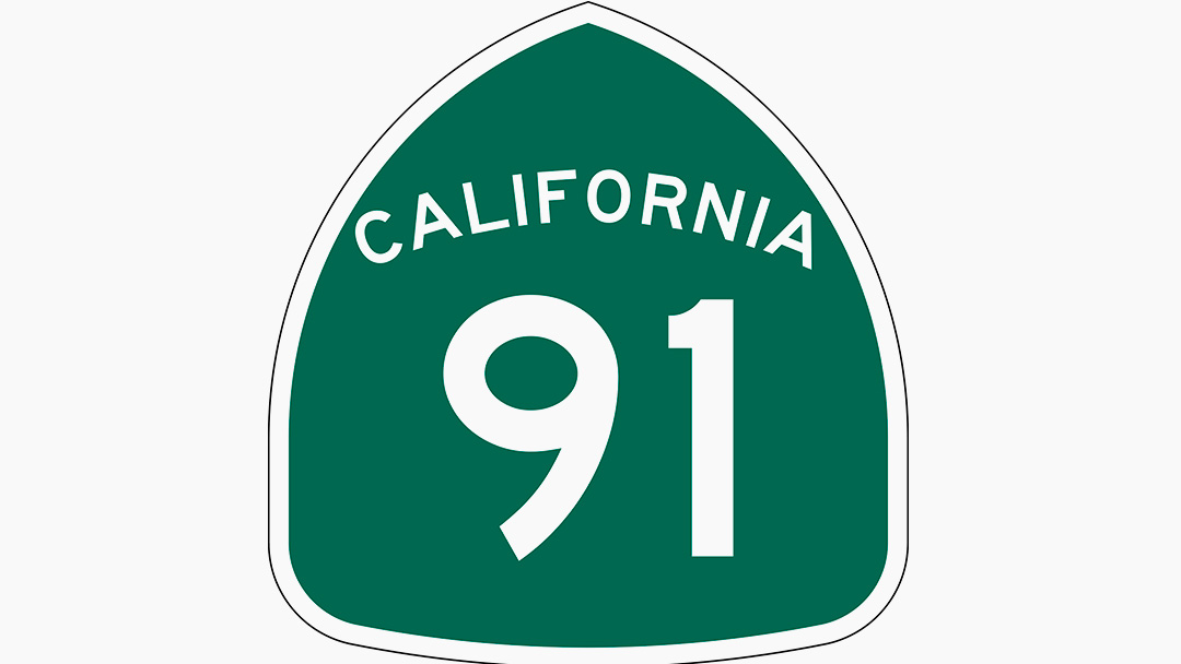 Additional Westbound Lane Approved for 91 Freeway