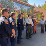 Firefighters Honored with Heroes Mural