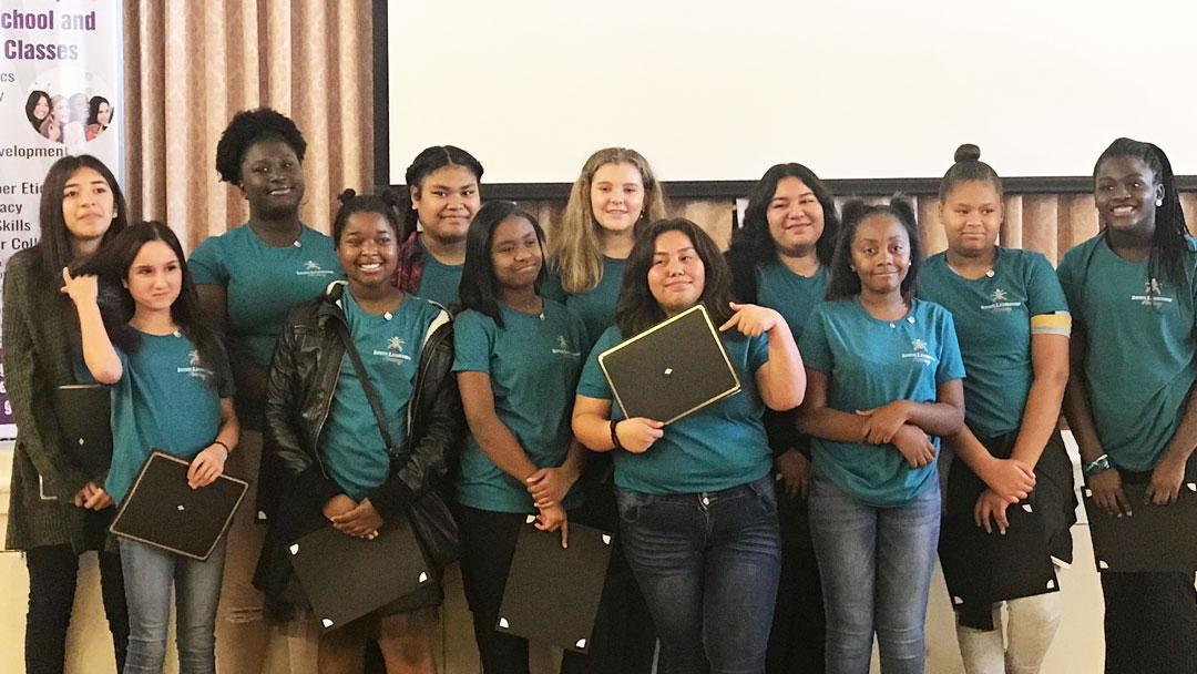 Ignite Leadership and STEM Academy Celebrates Fall Cohort Graduation