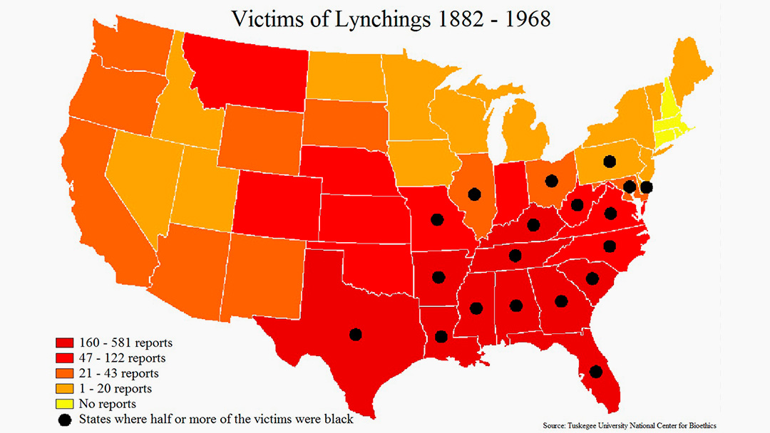 CA Senator Kamala Harris Leads Effort to Make Lynching a Federal Crime