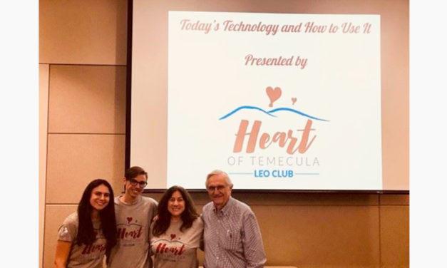 Teens Teaching Tech on Tuesdays