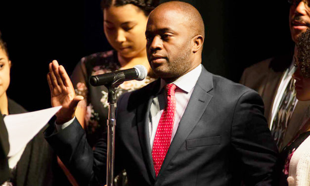 Two African Americans Sworn-in To Top State Posts