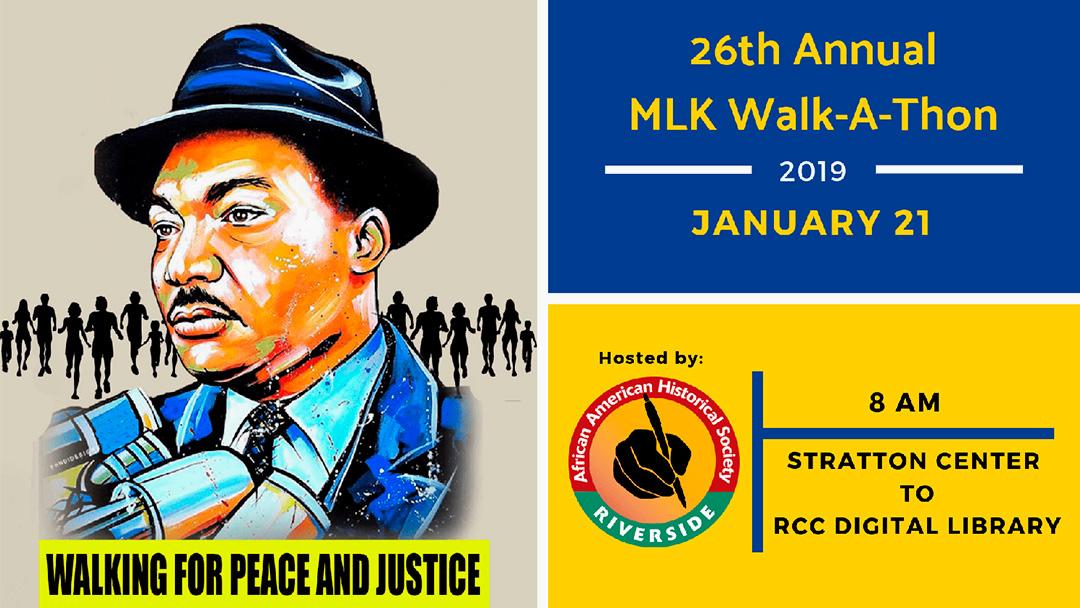 26th Annual MLK Walk-A-Thon