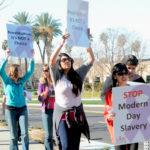 Raising Awareness Regarding the Tragedy of Human Trafficking